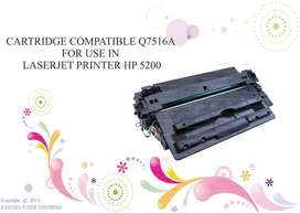 Catridge Compatible Hp Laser Mono Printer 5200 (Q7516A)