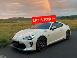MODS 200jt+. Toyota Ft86 Facelift 2017 ft 86 sport 320i