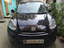 Nissan Micra 2012 XV Premium Diesel Well Maintained for Sale