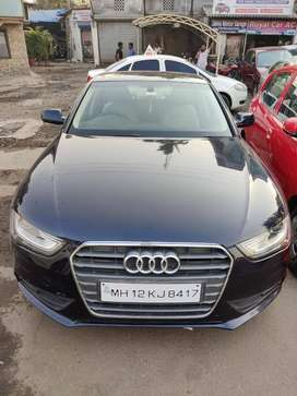 Audi A4 2013 Diesel Well Maintained