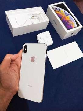 Iphone XS MAX 256GB Lengkap Dan MULUS