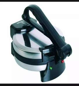 New Box Pack Roti Maker West Point WF-6513 - 8 - Silver / Black