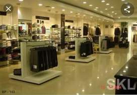 Sales man sales girls are required in showrooms of jewellery