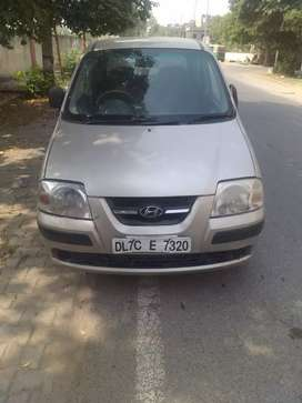 Santro xing 2006 2nd owner full insurance