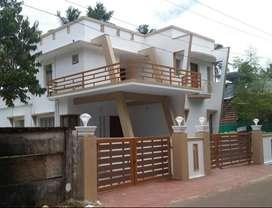2250SqFt villa/ 6cent/4 bhk/ 1 CR /Chiyyaram Thrissur