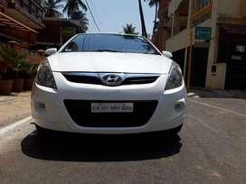 Hyundai I20 Sportz 1.4 CRDI 6 Speed (O), 2011, Diesel