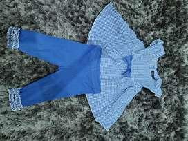 Baju Set DYL Baby  size 3-6 M