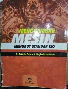 Buku Menggambar Mesin Menurut Standar ISO