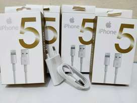Travel Charger Iphone Ori 99%