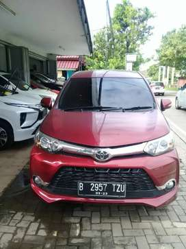 Toyota avanza Veloz at 2018, Tangan pertama, km 10rb, pajak panjang