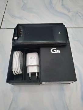 LG G6 thinQ masih mulus seperti baru