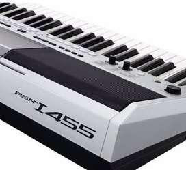 Yamaha I455 brand new keyboard, very less used with cover
