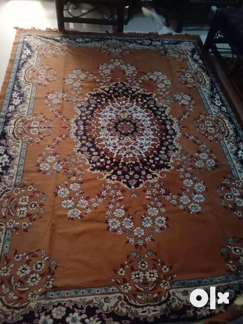 Brown carpet 0