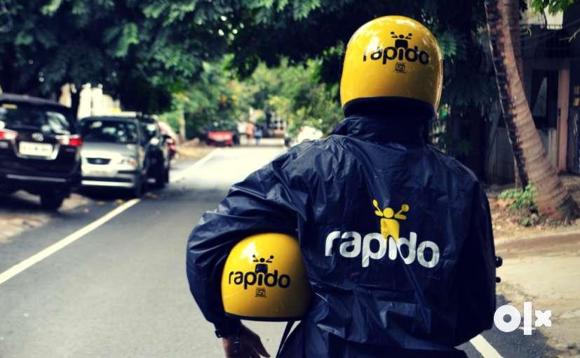 "Kolkata ""Looking Bike Riders in Rapido"" 0"