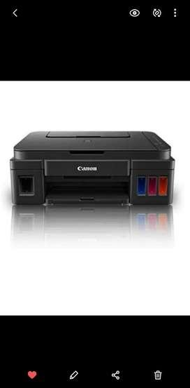 Wirless color printer