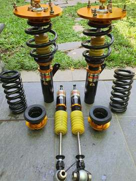 yellow speed racing dynamic pro sport coilover