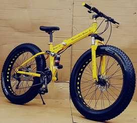 MERCEDES Benz Fat Folding 21 Gears High Speed Cycle Shimano Gear Box