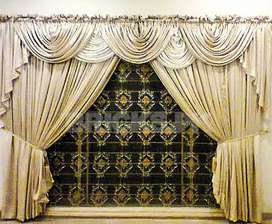 Curtians Blinds  wall papers