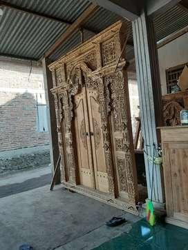 nisa cuci gudang pintu gebyok gapuro jendela rumah masjid musholla