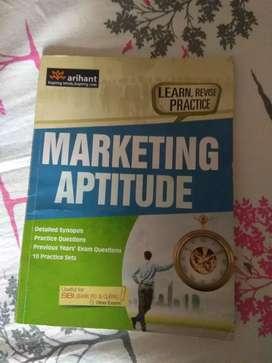 Arihant Marketing Aptitude