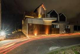 Villa Cantik di Jl. Subak Sari, Canggu