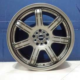 Velek Racing HSR SIAK Ring 18 Lebar 8 Baut Pcd 5x100 & 5x114,3 Baleno