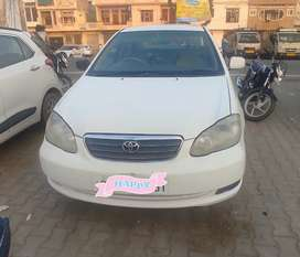 Toyota Corolla 2003 Petrol 170000 Km Driven Good Condition All