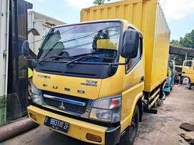 Truck Mitsubishi Colt Diesel Canter Fe 71 Engkel Box Besi 2019 Km 60