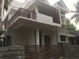 3.5 cent 1400 sft 3 bhk new build house at adapally amritha N-H 300 mr