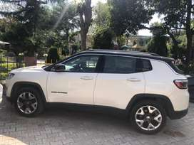 Jeep compass 1.4 limited plus petrol automatic with panaromin sunroof