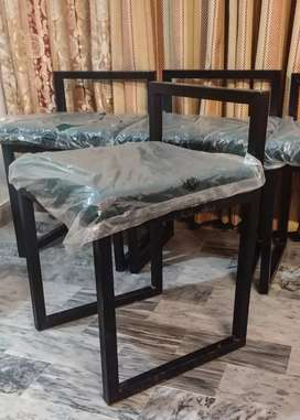 Metal body chairs (Dining/ Office)