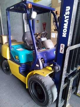 Forklift Komatsu 2014