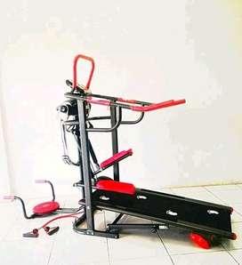 Treadmill Manual 6 Fungsi / Life Sports // Kamis Gym 14.25
