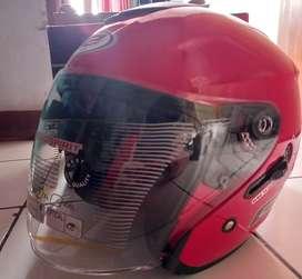 Helm original G2 Optimax Double visor