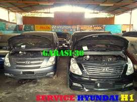 BENGKEL SPESIALIS SERVICE HYUNDAI H-1 JAKARTA SELATAN