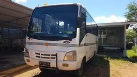 Medium Bus 28 seat 4x4 MT Isuzu Siap Kerja