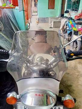 Royal Enfield headlight glass cover