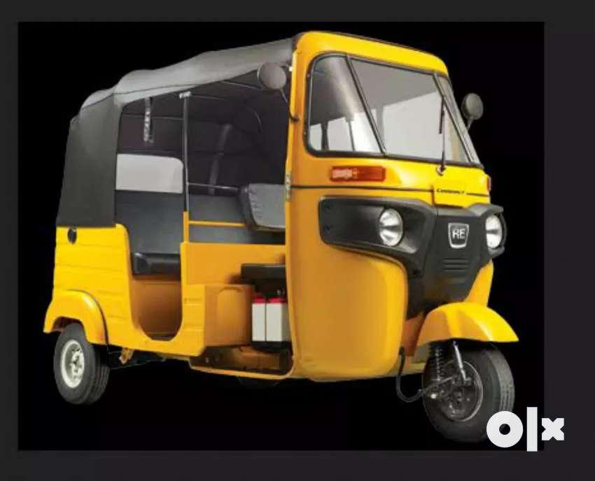 Bajaj re auto for sale it urgent 0