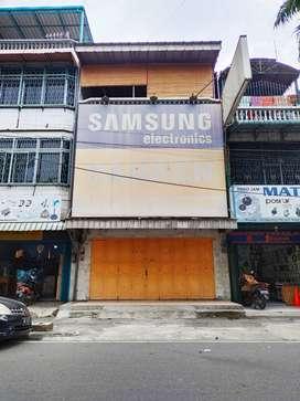 Ruko di Jl. Katamso ( Kampung Baru )