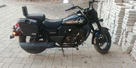 UM Renegade Commando Powered bike for off road adventures