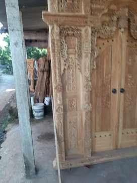 sukarni cuci gudang pintu gebyok gapuro jendela rumah masjid musholla