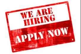 Helper- Office Assistant- Marketing jobs- Salary upto 40k- apply now