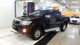 Toyota Hilux G MT 4x4 Double Cabin Tahun 2013