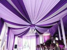 Di cari tukang dekorasi tenda pernikahan