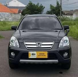 Honda CR-V matic th.2005 tgn1 dr baru orisinil luar dalam