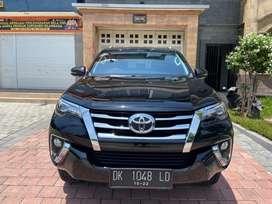 Toyota Fortuner VRZ Asli Bali Super Istimewa Facelift Samsat Baru 2017