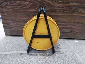 EXTENSION WIRE / CABLE / CORD REEL RACK WITH 2 SOCKET -