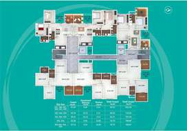 1072 Sqft 2BHK,61 Lakh(all inclusive) In Thergaon- wakad