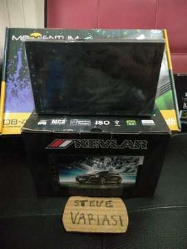 Double Din Full Glass Kevlar Mp5 Gambar Terang by Steve Variasi Olx