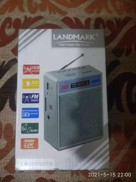 Landmark FM Radio LM-DS105FM